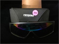 Renoma Paris Sunglasses with soft case - no
