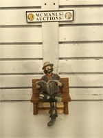 Limited edition from the Emmett Kelly collector's