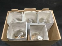 5 Metal Halide Bulbs, 400 watts