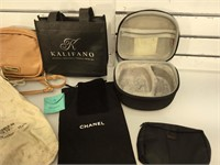Lot of assorted dust bags and more