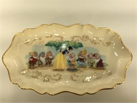 Lenox Snow White and the Seven Dwarves tray,
