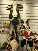 Large lot of miscellaneous Cow thematic