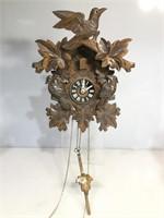 Black forest  german CooCoo clock W/pendulum and