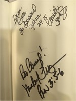 Lot of books incl. All books are autographed.