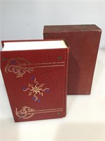 1974 The Lord Of The Rings Collector edition Book