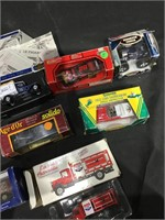 Lot of die cast cars mostly 1:43 scale