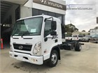 2020 Hyundai Ex9 Mighty Cab Chassis