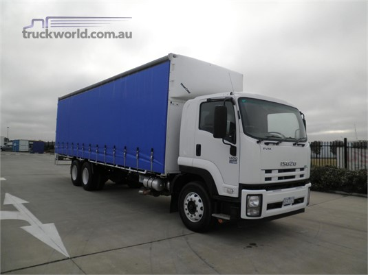 2012 Isuzu FVM - Trucks for Sale