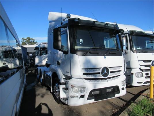 2017 Mercedes Benz Actros 2646 - Trucks for Sale
