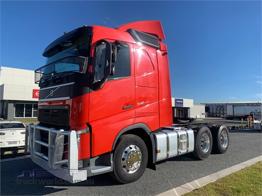 2017 Volvo FH540 - Trucks for Sale