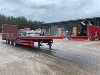 KING SLOPING TRAILER at TruckLocator.ie