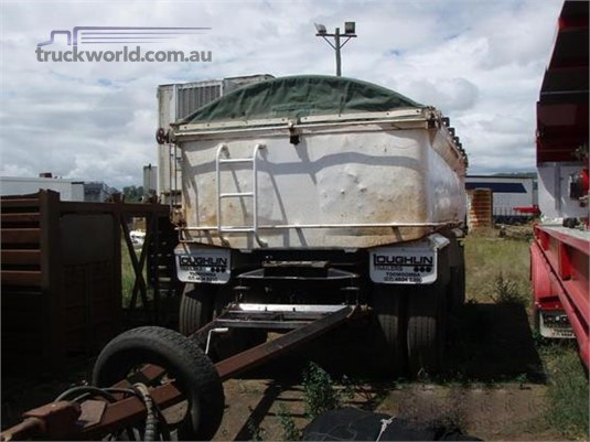 1989 Hamelex White Tipper Trailer - Trailers for Sale