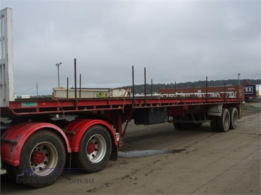 2003 Haulmark Flat Top Trailer - Trailers for Sale