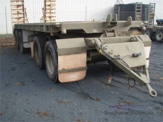 1994 Haulmark Flat Top Trailer - Trailers for Sale