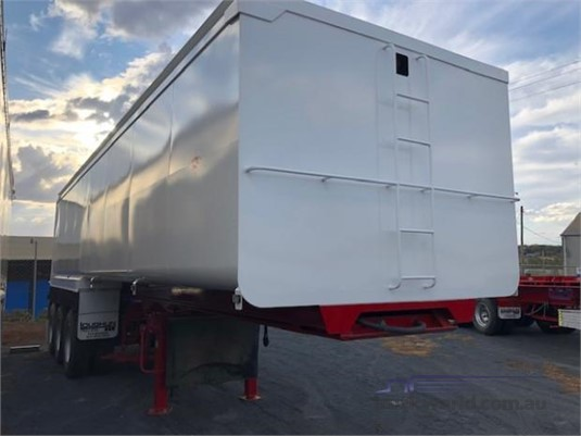 2012 Loughlin Tipper Trailer - Trailers for Sale