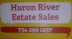 Huron River Estate Sales