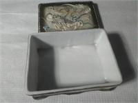 Vintage Dragonware Tea Set