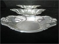 Silver Plated Servingware