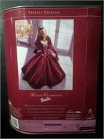 2002 Holiday Celebration Barbie