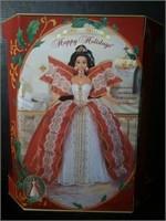 1997 Happy Holidays 10th Anniversary Barbie