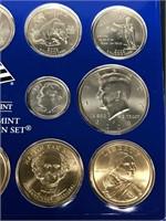 2008 Mint Set