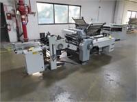 Former Equipment of Major Catalog Printer
