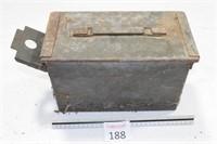 Metal Amno Box