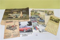 Automotive Calendars