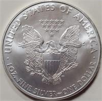 2010 - SILVER AMERICAN EAGLE DOLLAR (1oz)
