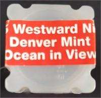 2005 DENVER MINT WESTWARD NICKELS  (C)