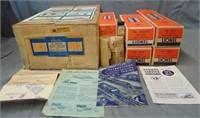 EMPTY 1949 Lionel Boxes For Set 2146WS