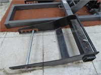Lawnmower lift/jack
