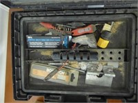 Tool box w/ misc. contents