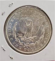 "1882 ""O"" - MORGAN SILVER DOLLAR (206)"