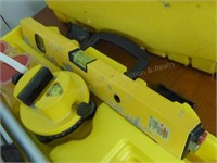 Tool Shop professional multi-beam laser level kit