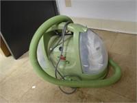 "Bissell ""little green"" carpet cleaner"