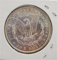 """1882 """"O"""" - MORGAN SILVER DOLLAR (207)"""