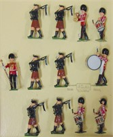 Rare Britains 2096 Pipes & Drums Of Irish Guards