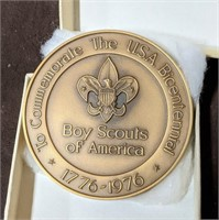 Boy Scouts Collection, Coins, and Jewelry