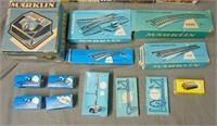 Boxed Vintage Marklin M Track & German Acces