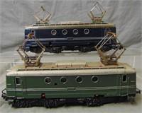 2 Marklin HO SEH800 Electric Locos