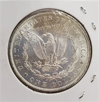 """1882 """"O"""" - MORGAN SILVER DOLLAR (215)"""