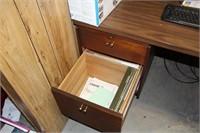 Computer Desk w/Return