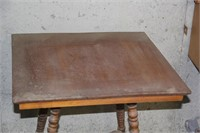 Antique Claw-Foot Table