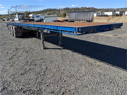 2012 Krueger other Wheellink - Trailers for Sale