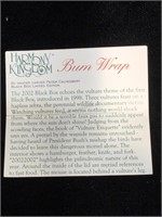 Harmony Kingdom, Bum Wrap, 1898/ 5000,original