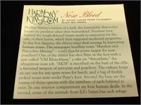 Harmony Kingdom, Nosebleed 4751, signed, with