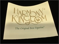 Harmony Kingdom,original box, BumWrap, 0891/5000,