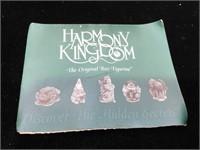 Harmony Kingdom, Awaiting a Kiss, original box,