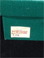 Harmony Kingdom,original box, unbridled